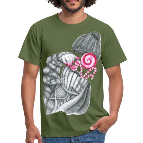 Guilty pleasure - Männer T-Shirt