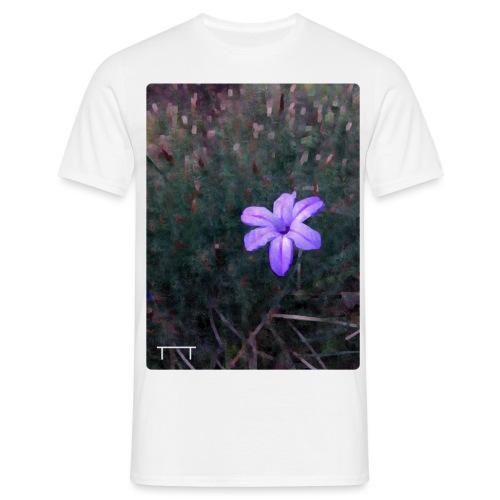 № 5 [pacem] - Men's T-Shirt