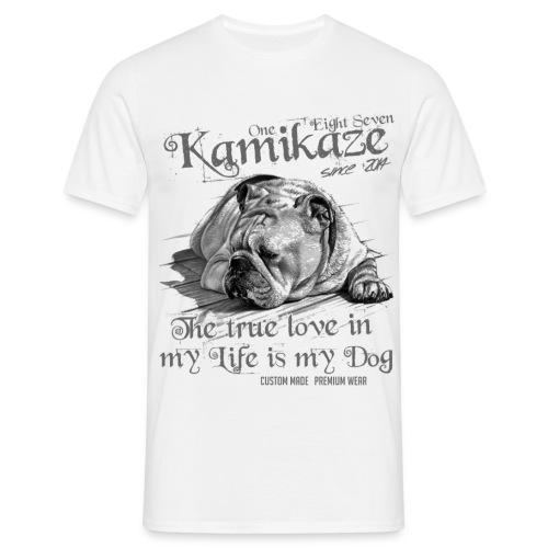 My Dog - Männer T-Shirt