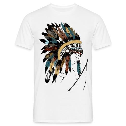 indian boy - T-shirt Homme