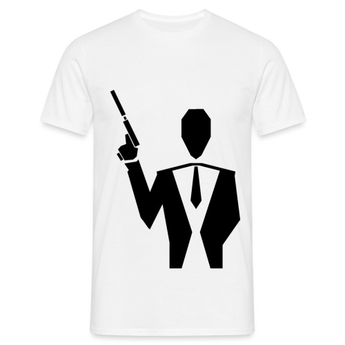Graphic Spy - T-shirt Homme