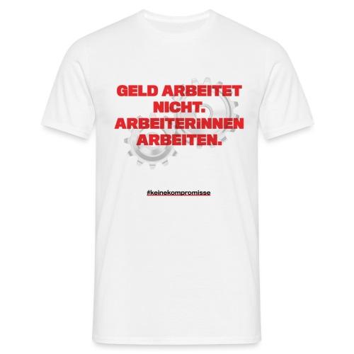 JG Oberösterreich #keineKompromisse - Männer T-Shirt