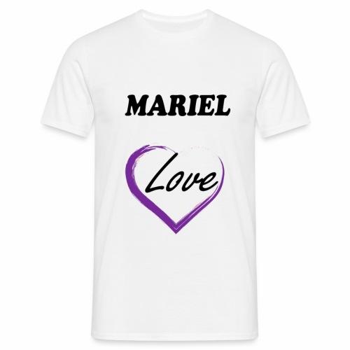 Mariel Love - Camiseta hombre