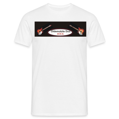 Oldsmobile-Duo-Logo - Männer T-Shirt