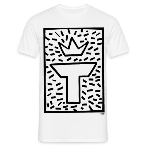 Logo MJT Manu - T-shirt Homme