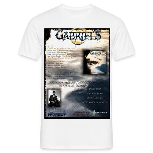 pubblicazione prophecy copy jpg - Maglietta da uomo