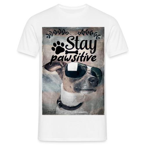 stay - Männer T-Shirt