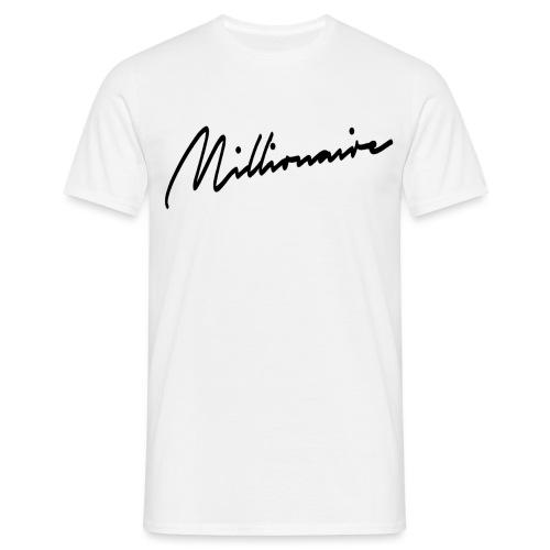 millionaire png - Men's T-Shirt