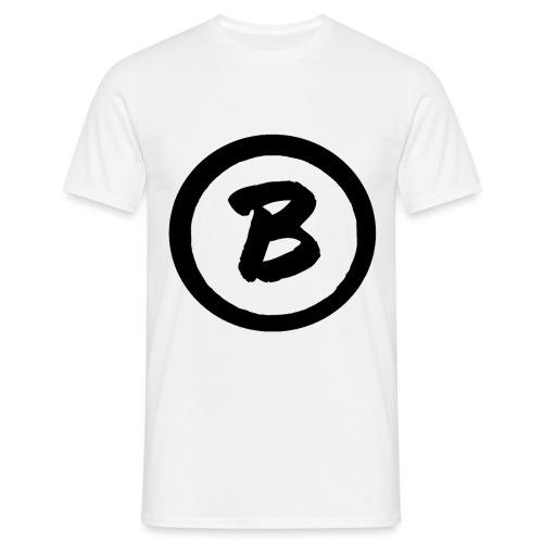bluezed_ zwart - T-shirt Homme