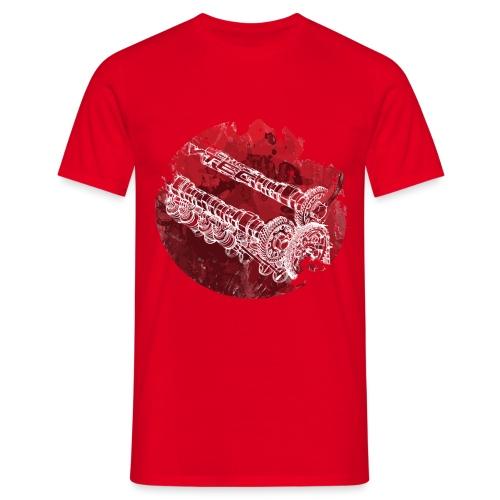 Bloody Vtec - Maglietta da uomo