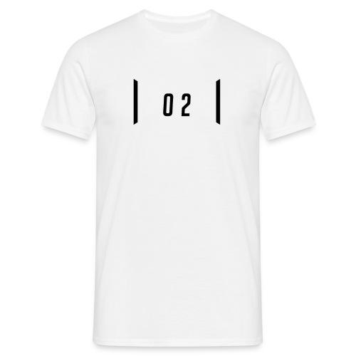 02 - T-shirt herr