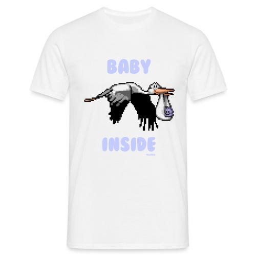 Babyinside - Boy - Männer T-Shirt