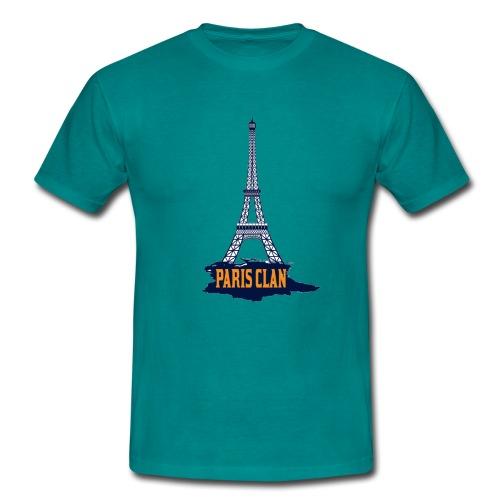 Paris Eiffel - Men's T-Shirt
