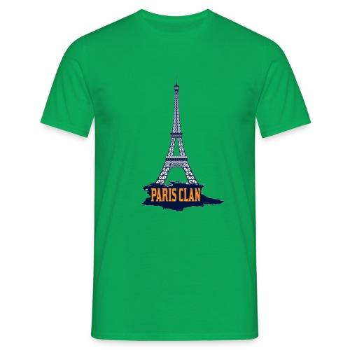 Paris Eiffel - Men's T-Shirt