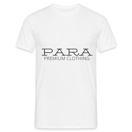 Premium - T-shirt herr