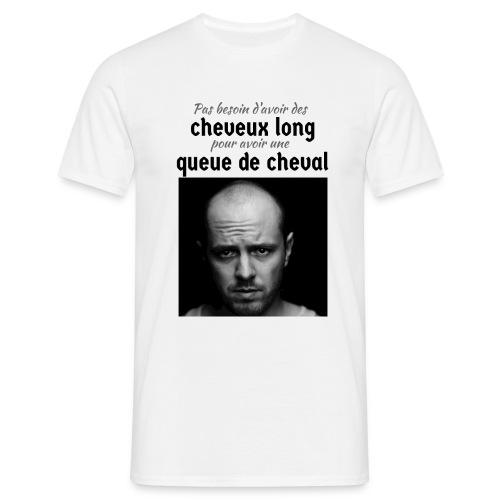 Humour Chauve ! - T-shirt Homme