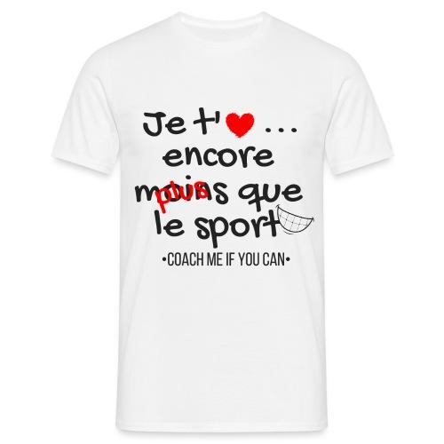 Saint Valentin - T-shirt Homme