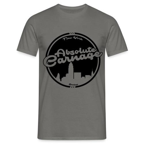 Absolute Carnage - Black - Men's T-Shirt