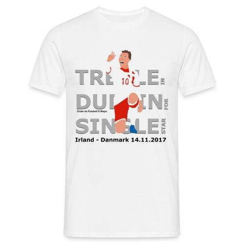 Treble in Dublin for Single Star - Herre-T-shirt