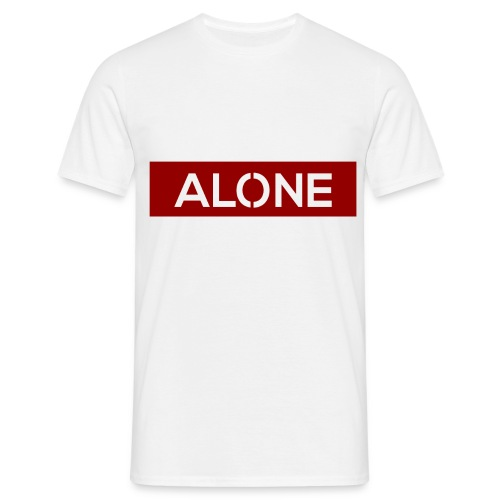 Alone RED Edition - Maglietta da uomo