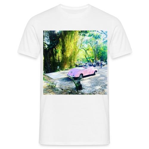 Havanna Oldtimer - Männer T-Shirt