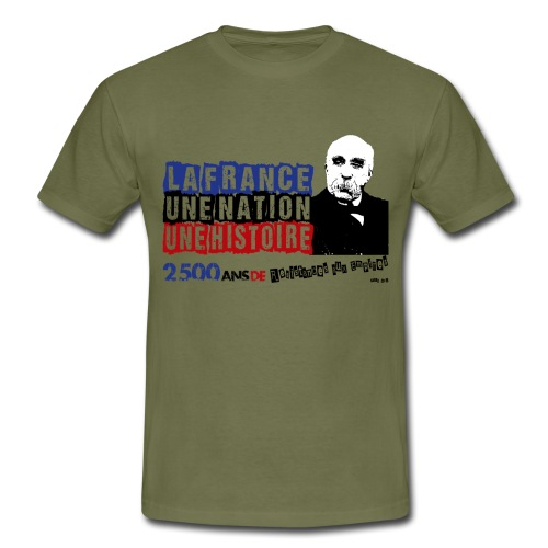 Clémenceau - T-shirt Homme