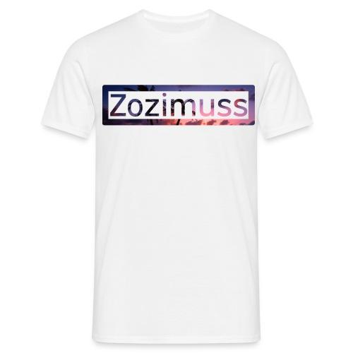 Zozimuss sunset. - Men's T-Shirt