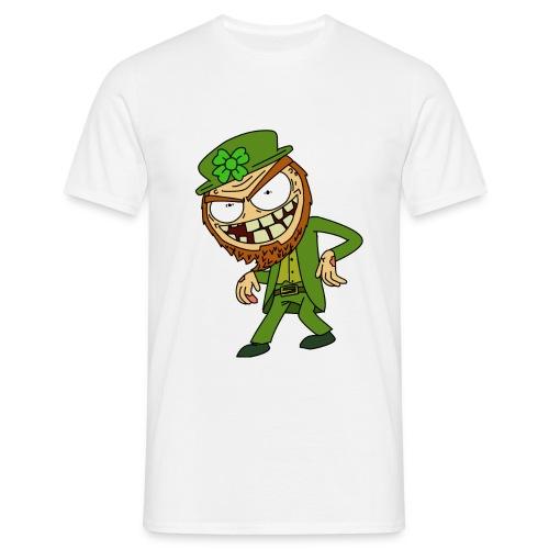 1 leperchaun - Men's T-Shirt
