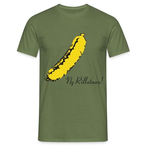 nyrillataanwarhol - Miesten t-paita