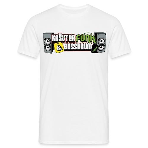 KF B Logo 2 - Männer T-Shirt