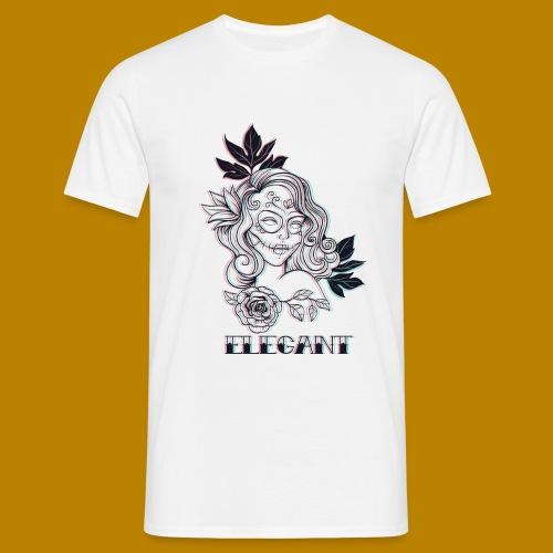 Elegant Lady - Men's T-Shirt