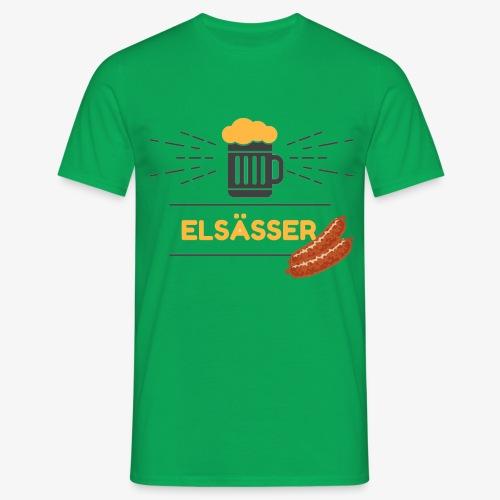ELSÄSSER - T-shirt Homme