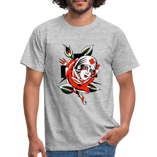 ROBERTO CAMBISE X iorestoacasaArtistiUniti - Maglietta da uomo