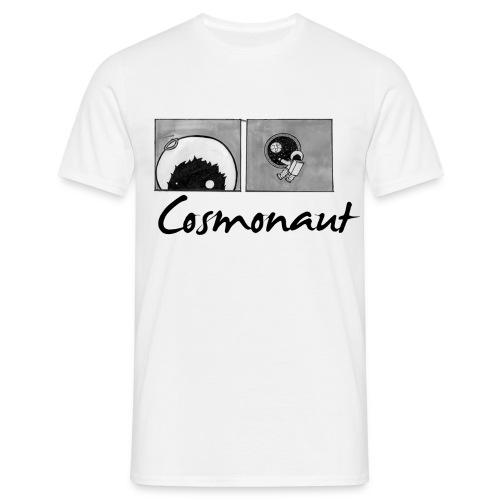 Cosmonaut Comic - Men's T-Shirt