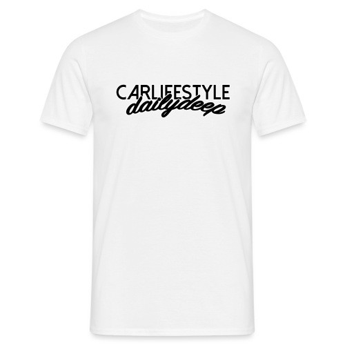 DYDP Carlifestyle - Männer T-Shirt