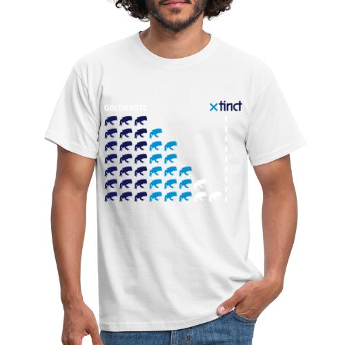 xtinct spreadshirtgoldkroetediagramm 200 - Männer T-Shirt