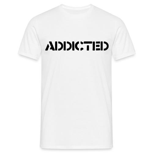 Addicted - T-shirt herr
