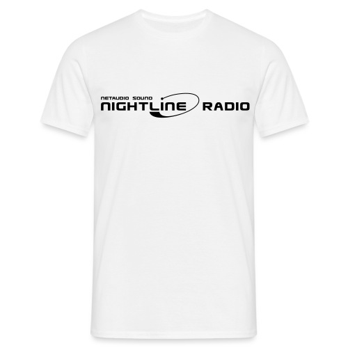 nightlineradio netaudio sound - Männer T-Shirt