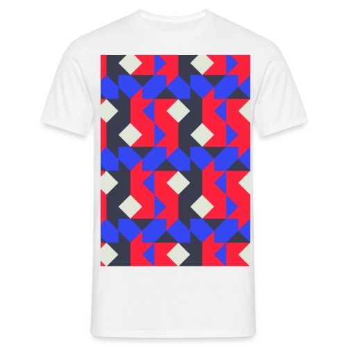 Abstact T-Shirt #1 - Men's T-Shirt