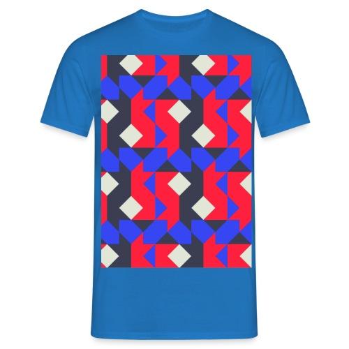 Abstact T-Shirt #1 - Men's T-Shirt