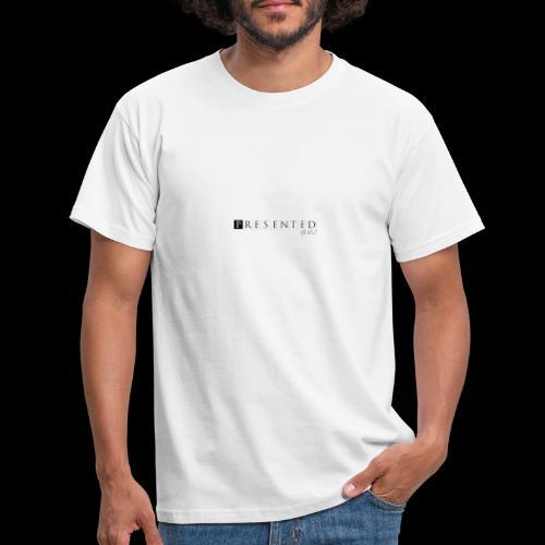 Presented original - Men's T-Shirt