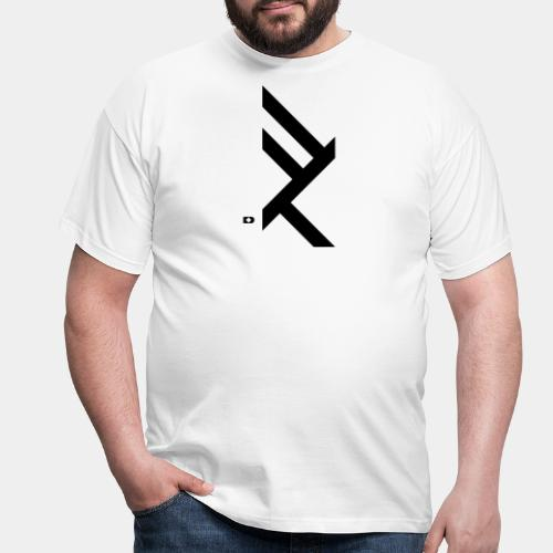 A-130 Electronic eagle - Männer T-Shirt
