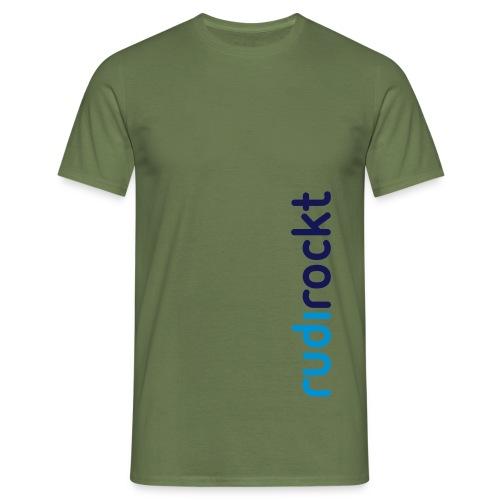 schriftzug2 - Männer T-Shirt