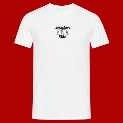 Black Logo Break the rules Tee - Maglietta da uomo