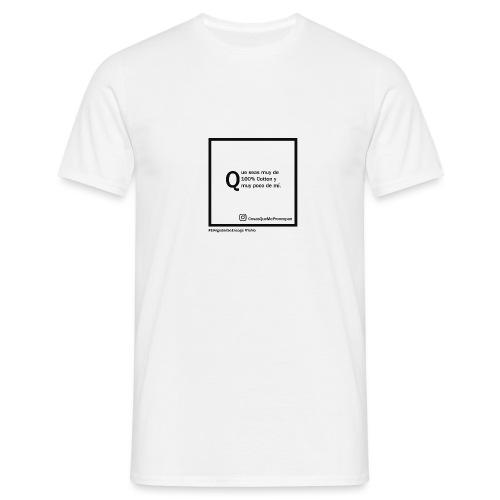 100 cotton - Camiseta hombre
