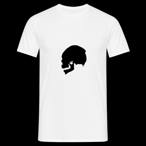 Skull - Koszulka męska