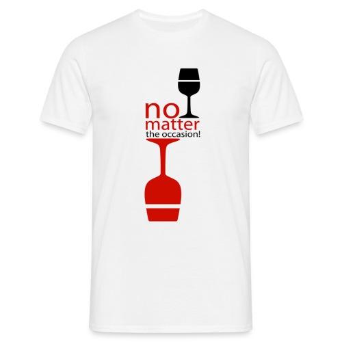 No Matter - T-shirt Homme