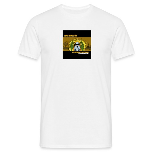 Machine Boy Rebuild - Men's T-Shirt