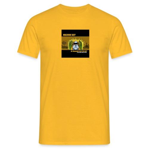 Machine Boy Rebuild - Men's T-Shirt