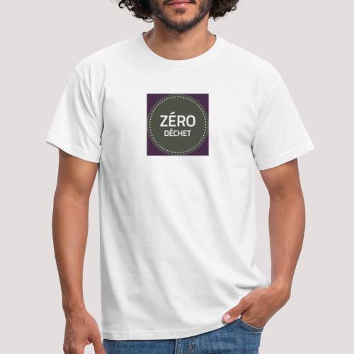 Zéro Déchet - T-shirt Homme